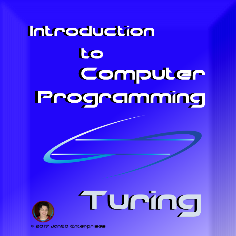 Complete programming course!  Lessons, student handouts, culminating activities, tests.